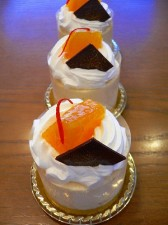 オレンジティラミス