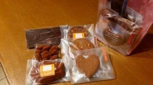 2019焼き菓子チョコギフト